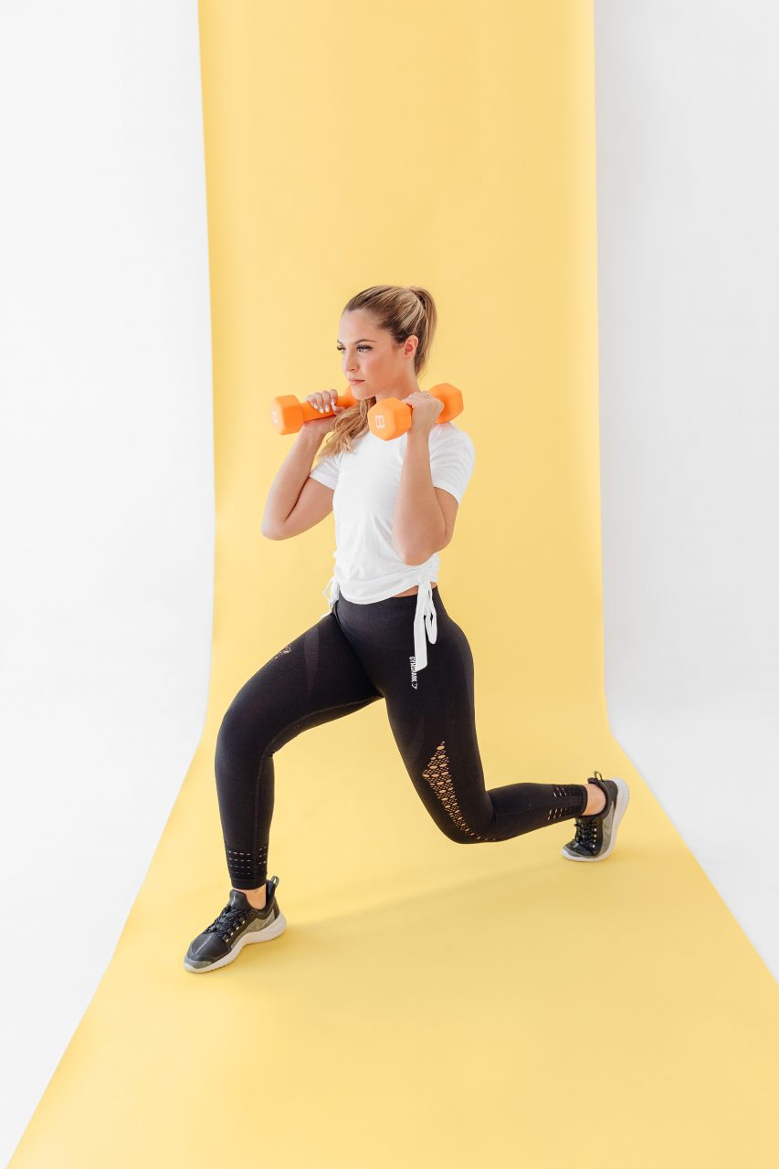 hype fitness dani austin